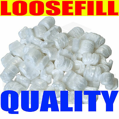 15 Cubic Feet Loose Fill Packing Peanuts Highest Quality Around