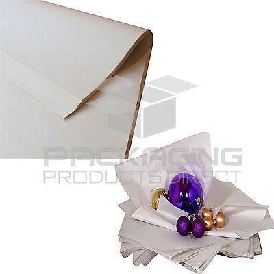 """3 Reams OF 10kg CHIP SHOP WHITE PACKING NEWS PAPER OFFCUTS 20X30"""""""