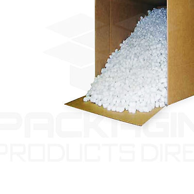 30 Cubic Ft Of Loosefill/ Packing Peanuts/ Void Fill Virgin Polymer Shape