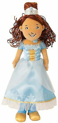 Groovy Girl Doll Princess Dazzelina Special Edition Blue Gold Manhattan Toy NEW