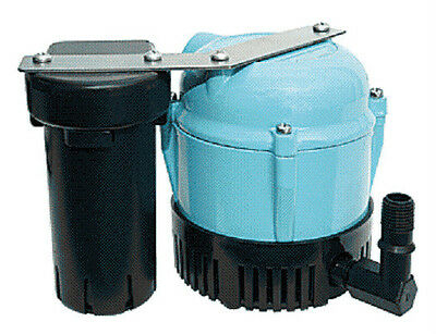 1-Abs 1Abs 550521 Little Giant Condensate Removal Pump