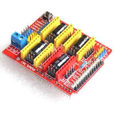V3 Engraver 3D Printer New CNC Shield Expansion Board A4988 Driver for Arduino