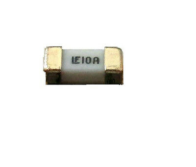 5PCS 125V 10A 1808 Littelfuse Fast Acting SMD Fuse