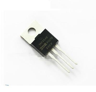 """5 x IRF9540 P-Channel Power MOSFET 23A 100V TO-220 """"IR"""""""