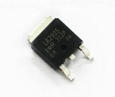 IC IRLR2905 TRPBF 2905 Transistor N-CH MOSFET HEXFET 55V 42A DPAK TO-252