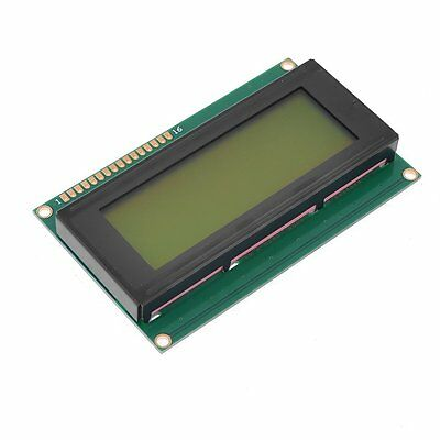 1PCS New 2004 20X4 Character LCD Display Module Yellow Blacklight