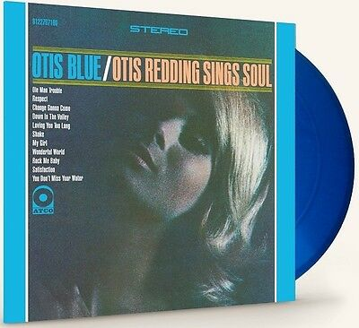 Otis Redding - Otis Blue - Special Edition 180gram Blue Vinyl LP *NEW & SEALED*