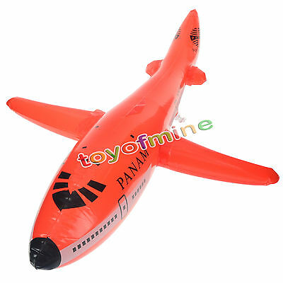 Aircraft Kids PVC Inflatable Blow Up Halloween/Beach/Pool/Themed Party toy