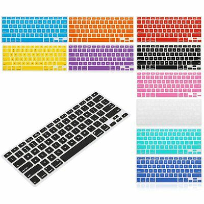 Silicone Keyboard Keypad Protector Cover Skin Case for Apple Macbook Air 13.3""