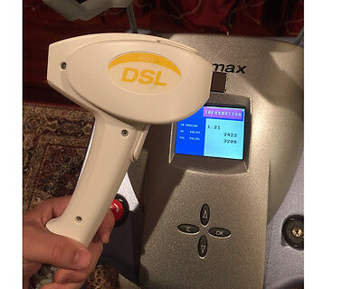 Syneron Laser DSL 810 Diode Laser Hair Removal Hand-Piece Applicator