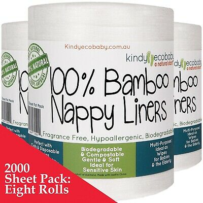 1600 Bamboo Nappy  Diaper Liners/Baby Wipes cloth/disposable,organic, flushable