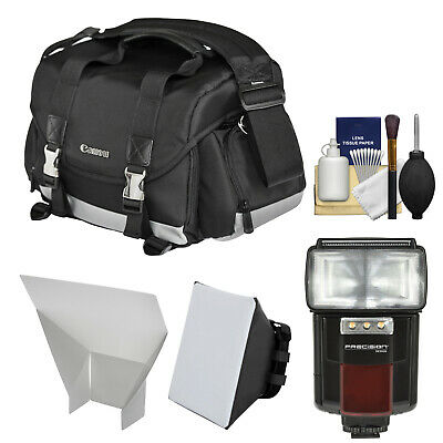 Canon 200DG Digital SLR Camera Case Gadget Bag Kit for Canon DSLR Cameras
