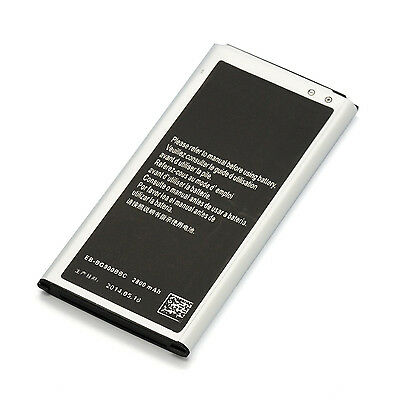 New 2800mAh Replacement battery for Samsung Galaxy S5 i9600 SM-900