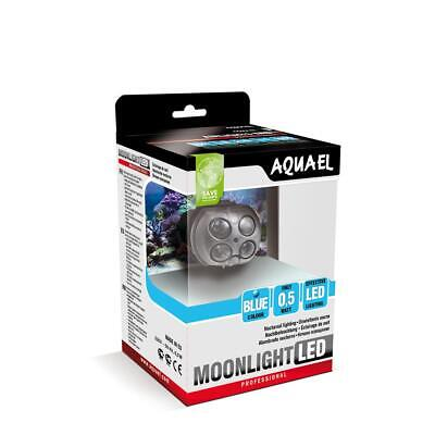 AquaEL LED Moonlight blau Aquarium Mondlicht Dekolicht Decolight Nachtlicht