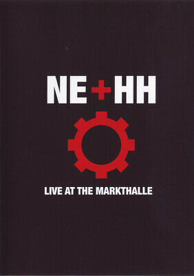 NITZER EBB Live At The Markthalle Hamburg DVD 2012 LTD.5000