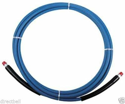 25' High Pressure Solution Hose Blue hydro-force