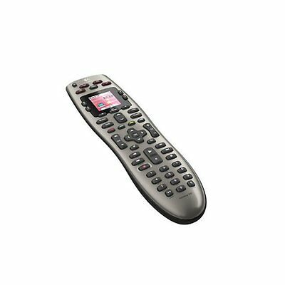 Logitech Harmony 650  Remote Control Silve With LCD Display