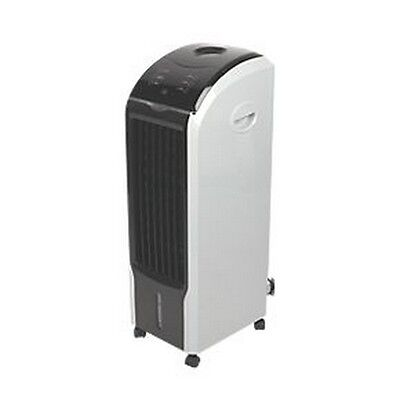 LCD Display Evaporative Air Cooler Humidifier Portable