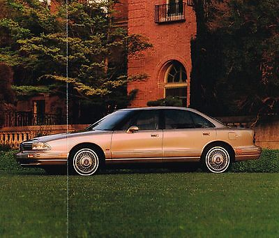 1994 OLDSMOBILE 88 EIGHTY EIGHT Brochure / Catalog: ROYALE,LS,SPECIAL EDITION