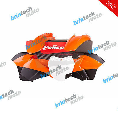 2015 For KTM 250 SX POLISPORT Complete Kit - 40