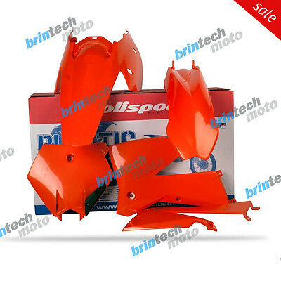 2005 For KTM 400 EXC POLISPORT Complete Kit - 03