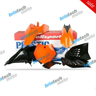 2011 For KTM 65 SX POLISPORT Complete Kit - 38