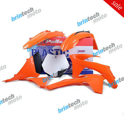 2012 For KTM 300 EXC POLISPORT Complete Kit - 80