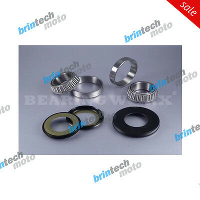 1978 For YAMAHA YZ400 E Bearing Worx Steering Bearing kit - 16