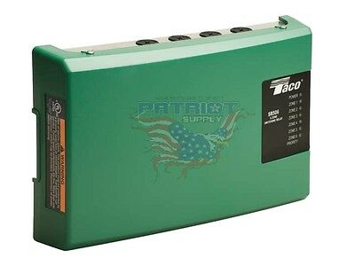 Taco SR506 6 Zone Switching Relay For Pumps (Not For Use With Zone Valves)