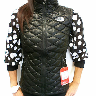 The North Face Thermoball Vest Damen Weste Black Gr S Primaloft
