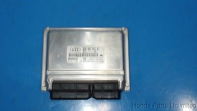 J-Box Engine Computer 2001 Audi B5 S4 ECU ECM 8D0 907 551 J 8D0907551J