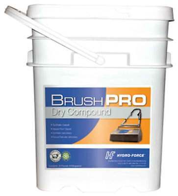 Brush Pro Dry Compound 20 lb container