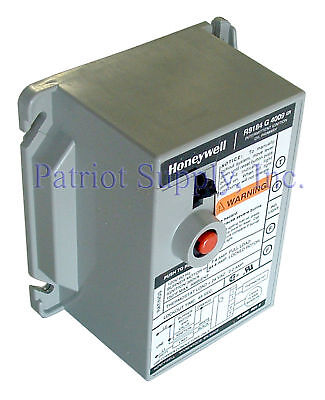 NEW OEM HONEYWELL R8184G4009 Protectorelay Oil Burner Control 45 Second