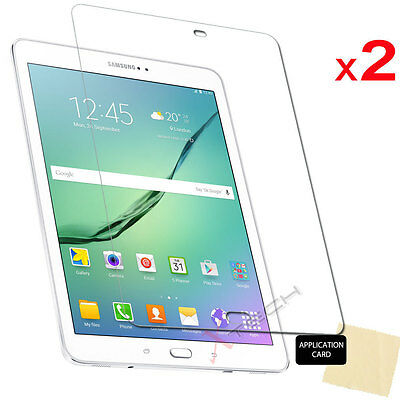 2x Screen Protector Covers for Samsung Galaxy Tab S2 9.7 Inch SM-T810 T813 T815