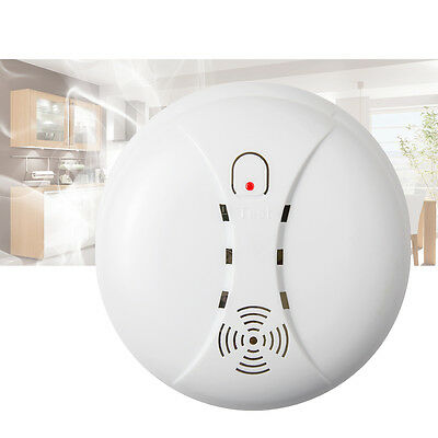 433MHz High Stable Wireless Smoke Detectors Fire Alarm System Alarm Accessories