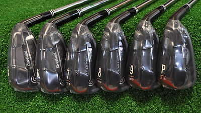 Cleveland Cg Black - Set Ferri 5-Pw Shaft Acciaio Regular - Nuovo - Sf0218036