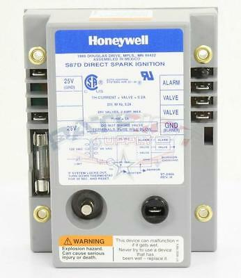 HONEYWELL S87D1004 2 Rod Direct Spark Ignition Control, 6/6 Time