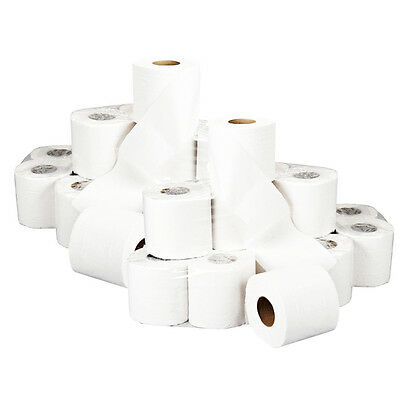 NEW! 36 x Rolls 2-Ply 320 Sheet Toilet Roll Tissue Bathroom Paper