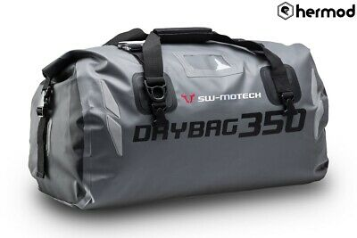 SW Motech 350 DryBag Motorcycle Dry Tail Bag 35 Litre - Grey