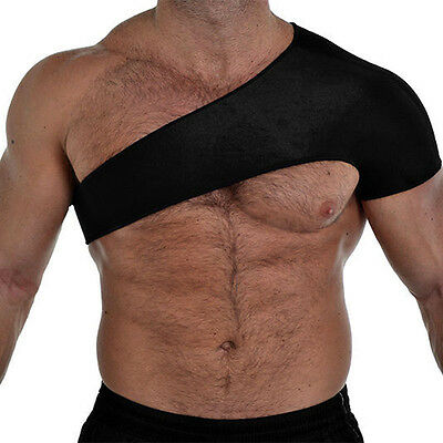 Hot New Shoulder Brace Support Strap Wrap Belt Dislocation Neoprene Pain Band
