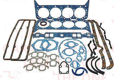 FELPRO Chevrolet FOR HOLDEN SMALL BLOCK V8 CHEV 283 307 327 350 FULL GASKET SET