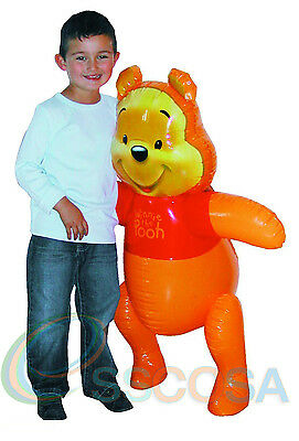 Inflatable Giant Winnie the Pooh Disney Character Children's Toy - 1 METRE