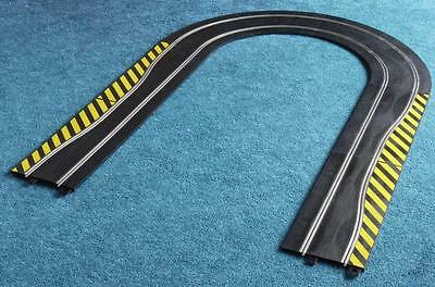 Scalextric Track Extension Pack 4 C8206 Standard Curves & 4 C8246 Swipe Chicanes