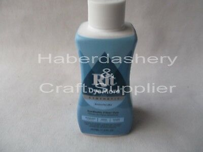 Rit Liquid Dye For Synthetics 210Ml*kentucky Sky*