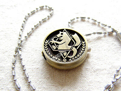 Stainless steel Pocket Watch of Anime Fullmetal Alchemist with cover 3cm!