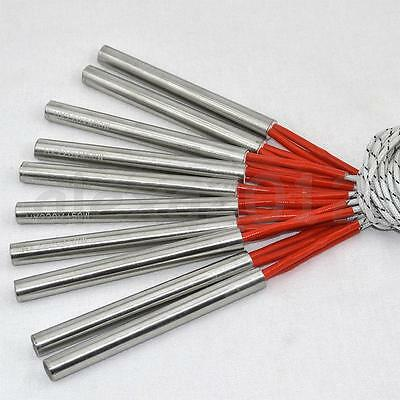 304 Corrosion resistance 220V 400W 10 X 100mm Heating Element Cartridge Heater