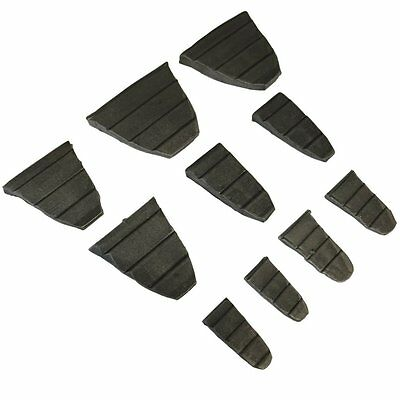 10 pce Hammer replacement wedge set - ball pein claw lump hammer handle wedges