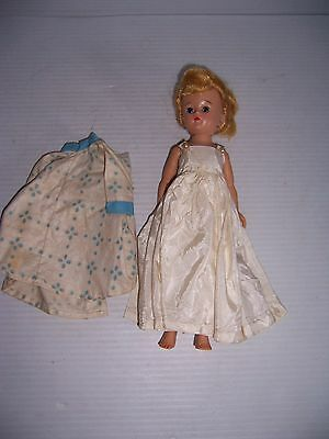 "Vintage 1957 Vogue Jill Doll 10"" Jointed Knee"