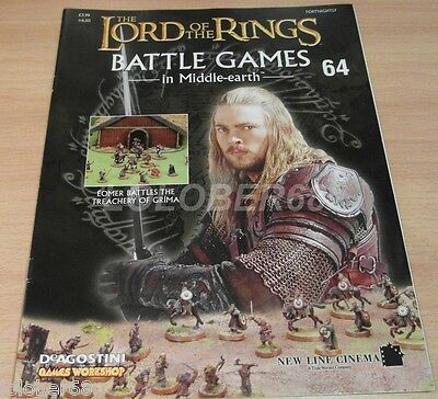 LORD OF THE RINGS =Battle Games in Middle-earth= Magazine Issue 64