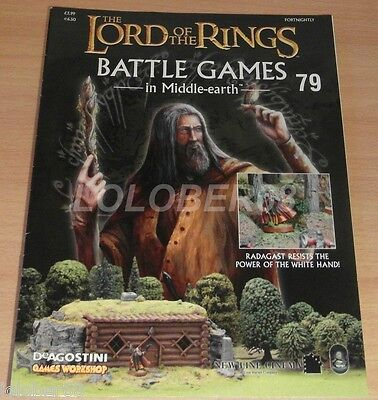 LORD OF THE RINGS Battle Games in Middle-earth Magazine Issue 79
